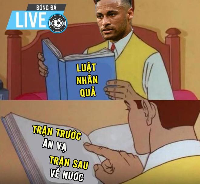 Neymar lại nhận đủ đàm tiếu vì quen thói ăn vạ 6