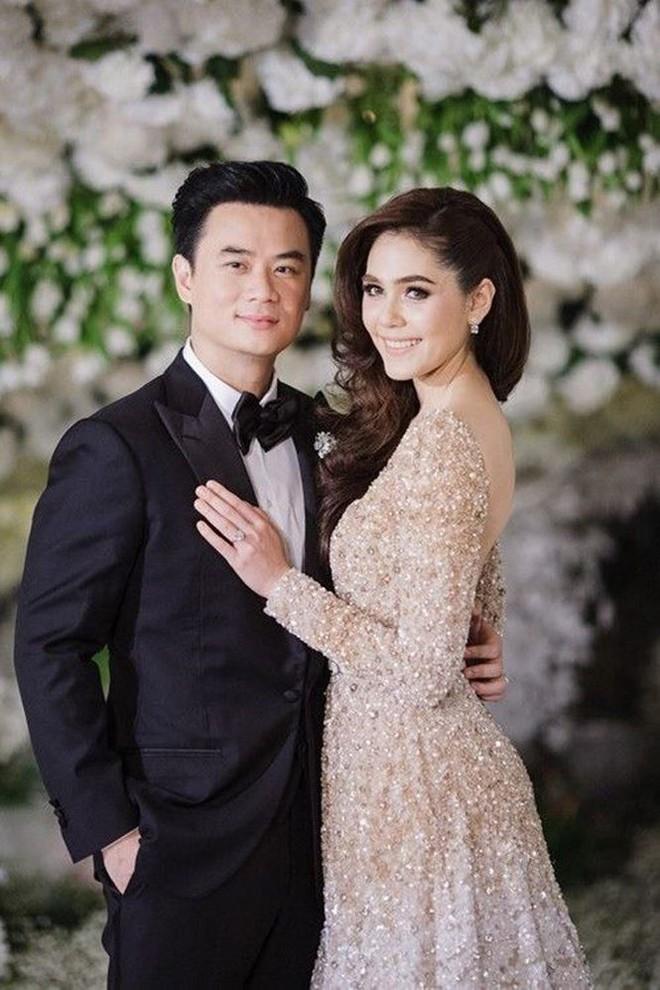 Cuộc sống bên chồng đại gia của mỹ nhân đẹp nhất Thái Lan - Ảnh 9.