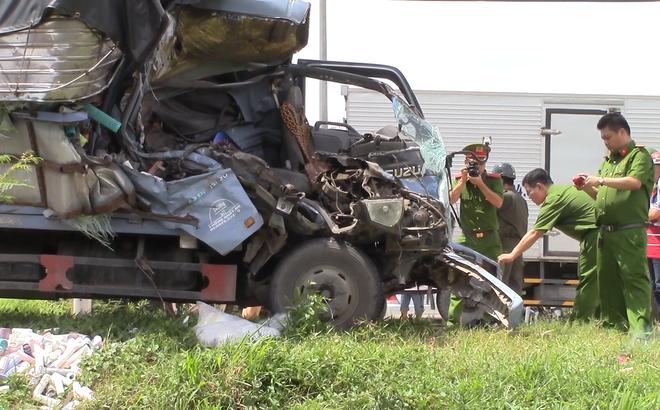 Làm rõ nguyên nhân vụ tai nạn giữa ô tô tải và xe ba gác khiến 3 người chết