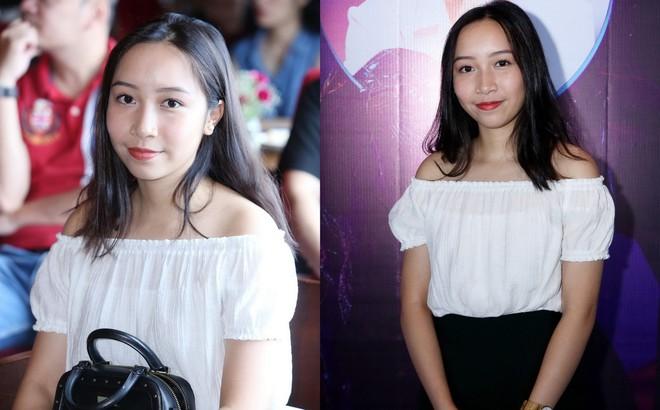 Con gái ruột 16 tuổi của ca sĩ Mỹ Linh: Em sợ cả đám đông!