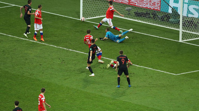 Ngẩng đầu rời World Cup trên chấm 11m, họ có thể dõng dạc Tôi, cầu thủ Nga - Ảnh 4.