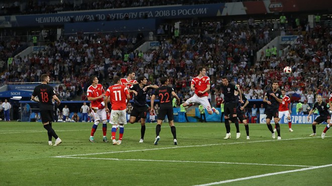 Ngẩng đầu rời World Cup trên chấm 11m, họ có thể dõng dạc Tôi, cầu thủ Nga - Ảnh 7.