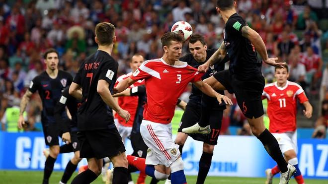 Ngẩng đầu rời World Cup trên chấm 11m, họ có thể dõng dạc Tôi, cầu thủ Nga - Ảnh 5.