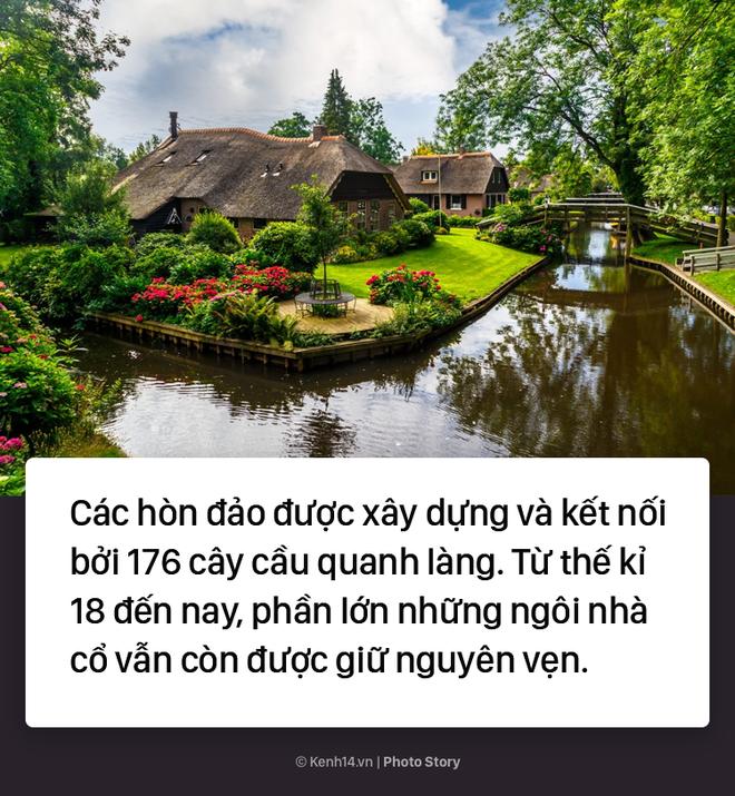 Ngôi làng chẳng có đường ô tô xe máy chỉ được di chuyển bằng thuyền - Ảnh 5.