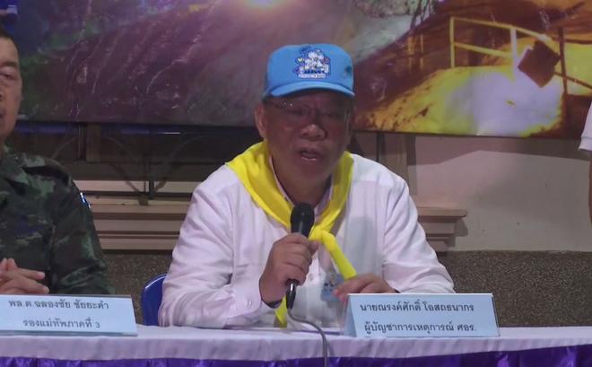 Giải cứu đội bóng Thái Lan: Chỉ huy cứu hộ khẳng định 4 cầu thủ đầu tiên ra khỏi hang đều có sức khỏe 'hoàn hảo' 1