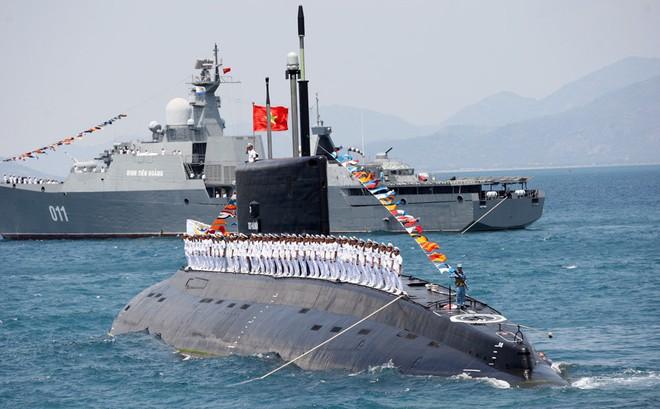 Việt Nam sắp sở hữu cơ sở bảo dưỡng, sửa chữa tàu ngầm tối tân