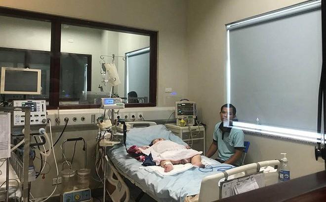 Cảnh báo: Từ một vết xước nhỏ, bé gái 17 tháng bị suy đa tạng