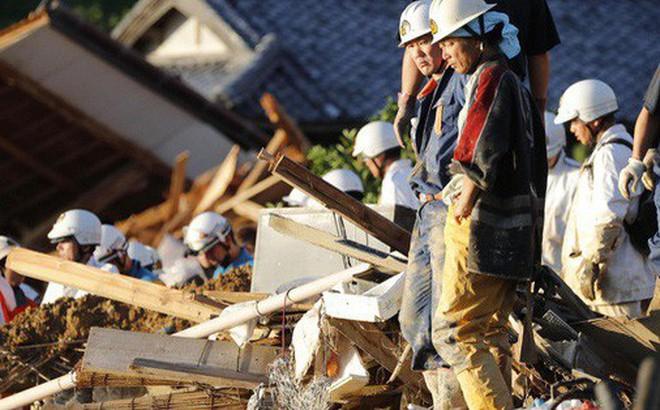 Mưa lũ Nhật Bản: Chuyện đau lòng từ ngôi trường chỉ có 6 học sinh