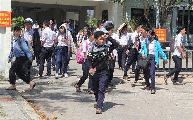 Xôn xao thông tin Quảng Nam có thí sinh đạt điểm 10 môn Văn kỳ thi THPT Quốc gia