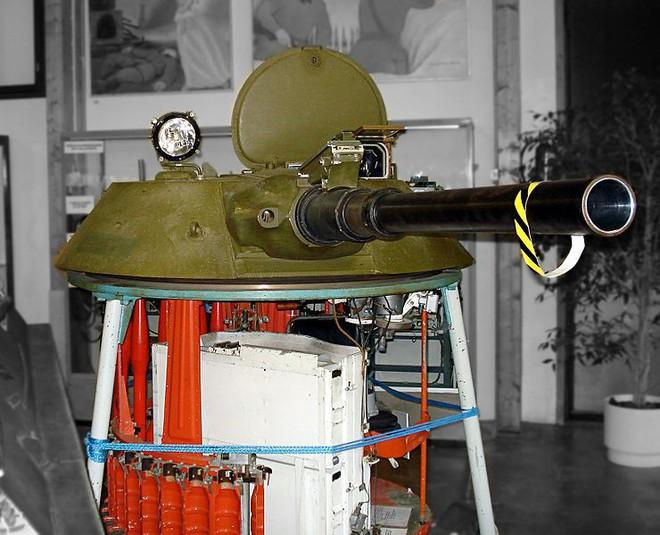 Tháp pháo của xe chiến đấu bộ binh BMP-1
