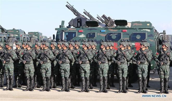 Từng kinh hãi nhìn Mỹ đánh Iraq, nay sang tuổi 91, Quân đội Trung Quốc có tự tin hơn? - ảnh 2