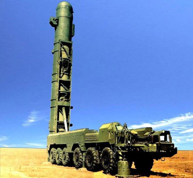 Tên lửa SS-20 Saber và cơn hoảng loạn của phương Tây - Ảnh 1.