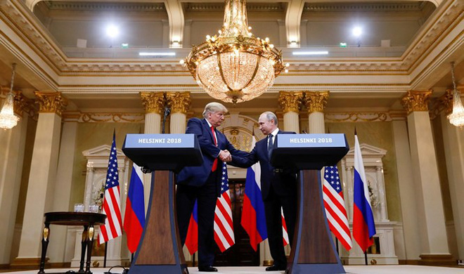 """Tung kế """"liên Nga chế Hoa"""", Trump đẩy Trung Quốc vào nguy cơ thành Liên Xô thứ hai - Ảnh 2."""