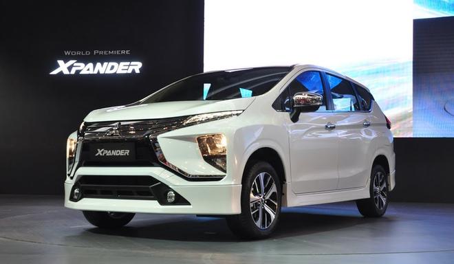 Mitsubishi Xpander 2018 có giá dự kiến từ 600 triệu đồng. Ảnh: Mitsubishi