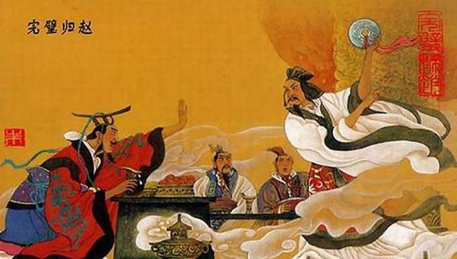 Bí ẩn số phận ngọc tỷ truyền quốc của Tần Thủy Hoàng: Cho đến nay vẫn chưa ngã ngũ - Ảnh 2.