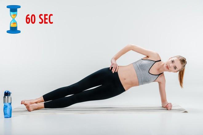 Xấu hổ vì bụng tích đầy mỡ: Đừng bỏ qua bài tập đánh tan mỡ bụng hiệu quả ngay tại nhà - Ảnh 7.