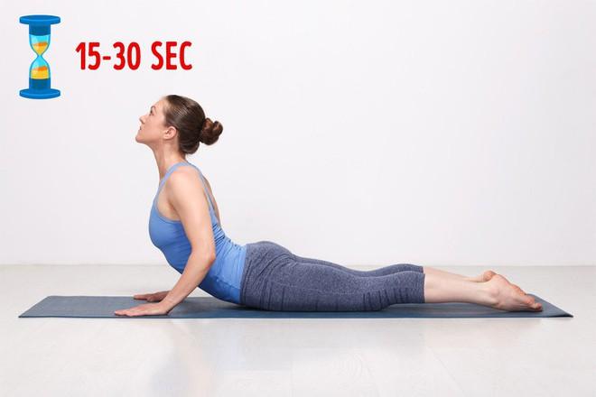 Xấu hổ vì bụng tích đầy mỡ: Đừng bỏ qua bài tập đánh tan mỡ bụng hiệu quả ngay tại nhà - Ảnh 8.