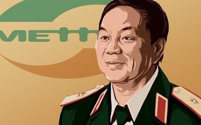 Thiếu tướng Lê Đăng Dũng: Từ giấc mơ viện sĩ đến vị trí người đứng đầu Viettel