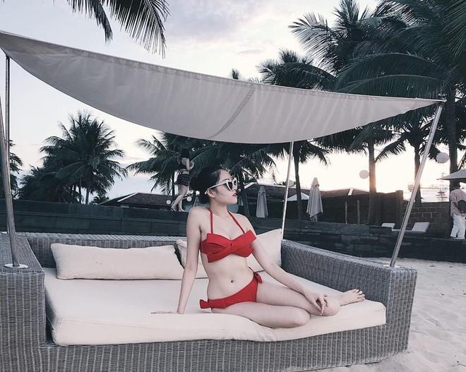 MC VTV đốt mắt với loạt ảnh bikini nóng bỏng  - Ảnh 7.