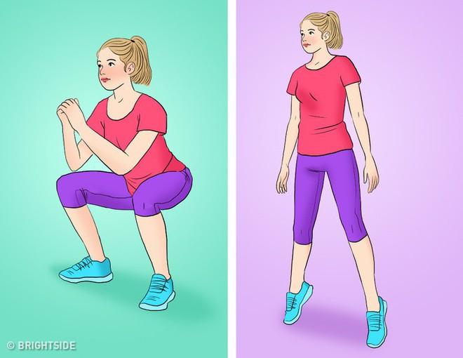 Cách squat để sở hữu vòng 3 căng mọng sau 30 ngày: Bạn chỉ cần áp dụng và xem kết quả! - Ảnh 6.