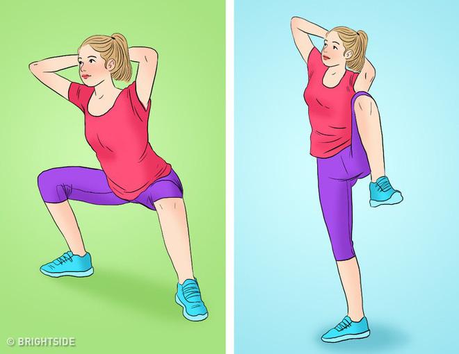 Cách squat để sở hữu vòng 3 căng mọng sau 30 ngày: Bạn chỉ cần áp dụng và xem kết quả! - Ảnh 5.