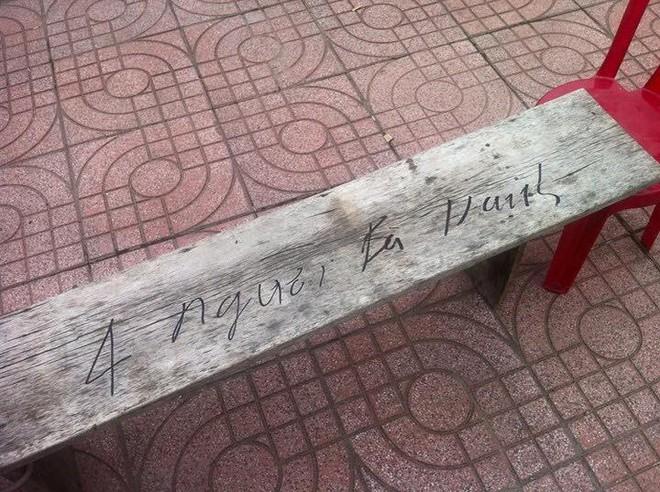 Xếp ghế, đặt gạch để giữ chỗ và lí do khiến nhiều người bật cười thích thú - ảnh 4