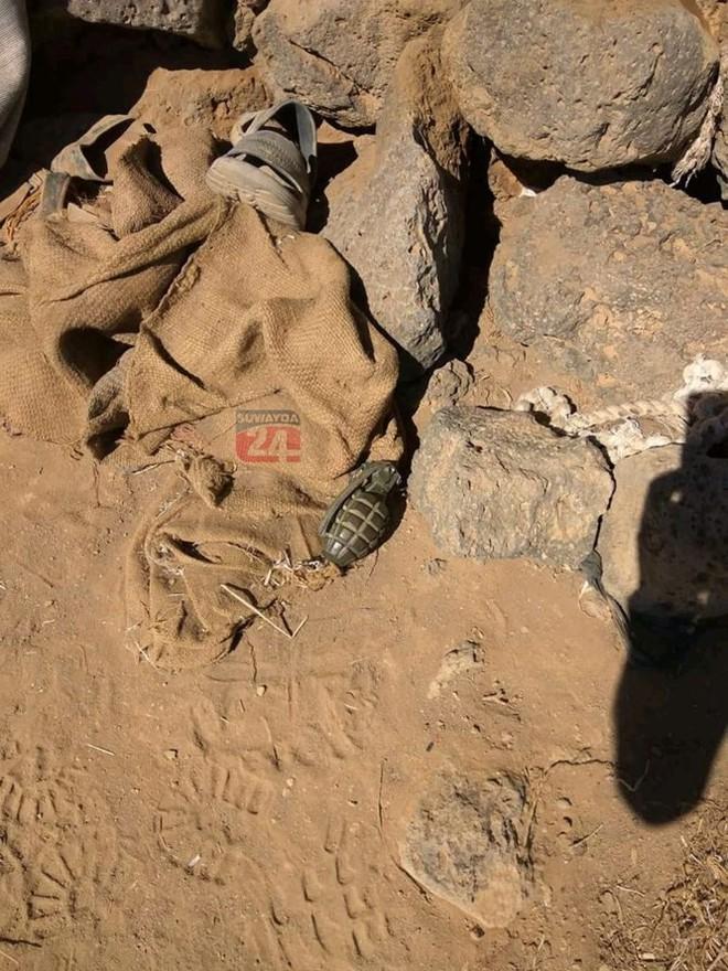 """Quân đội Syria tấn công ác liệt IS ở Sweida, chiến binh khủng bố dự định """"đi vào bí mật"""" - Ảnh 1."""