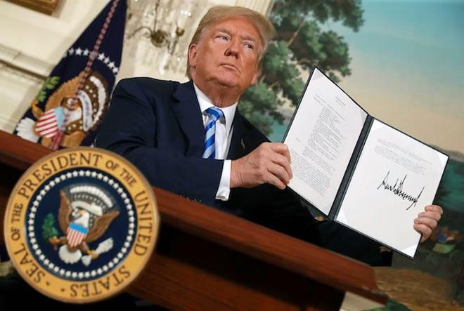 Sau những nắm đấm thép cấm vận, Mỹ - Iran sẽ dịu giọng với nhau bằng sự chân thành? - Ảnh 2.
