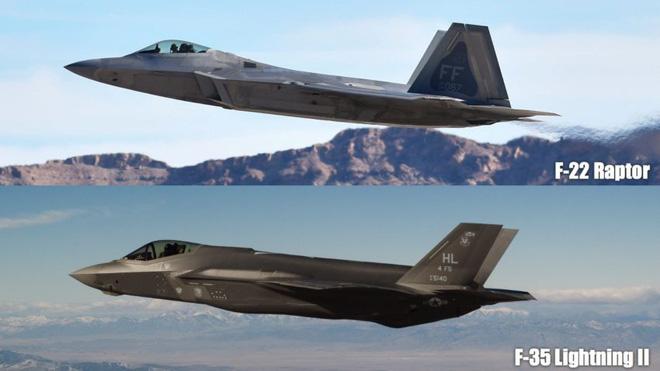 Su-35 vs F-22 và F-35: Cuộc đấu giữa thợ săn và 2 kẻ săn mồi lén đi theo - Ảnh 2.