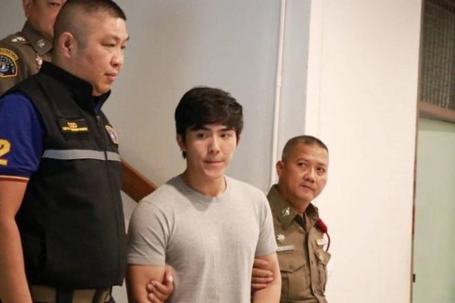 Tài tử 9x bị bắt khẩn cấp vì liên quan đến vụ rửa tiền và lừa đảo hơn 560 tỉ chấn động Thái Lan - Ảnh 1.