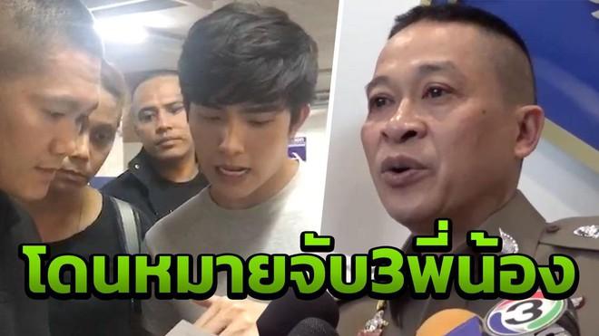 Tài tử 9x bị bắt khẩn cấp vì liên quan đến vụ rửa tiền và lừa đảo hơn 560 tỉ chấn động Thái Lan - Ảnh 2.