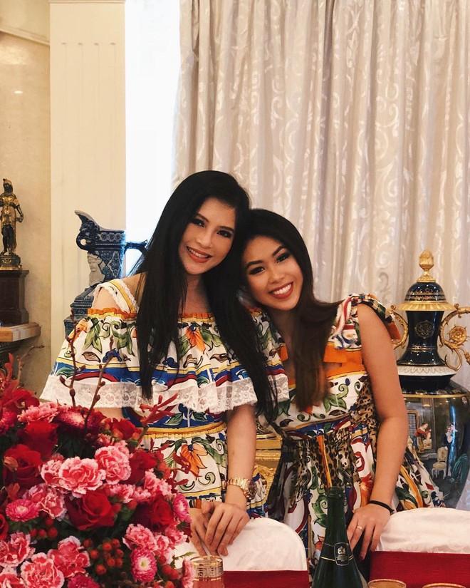 Cuộc sống nhung lụa nhất nhì châu Á của hai nàng tiếp viên hàng không bỏ bầu trời đi làm vợ đại gia - Ảnh 12.