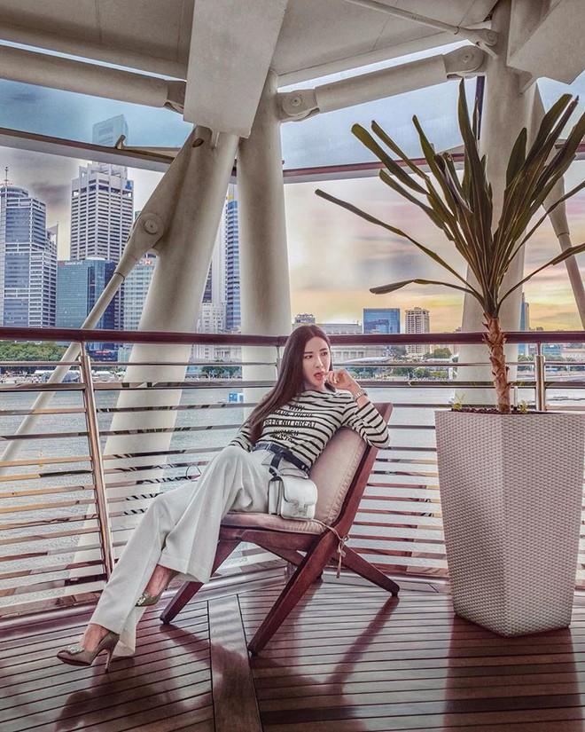 Cuộc sống nhung lụa nhất nhì châu Á của hai nàng tiếp viên hàng không bỏ bầu trời đi làm vợ đại gia - ảnh 19
