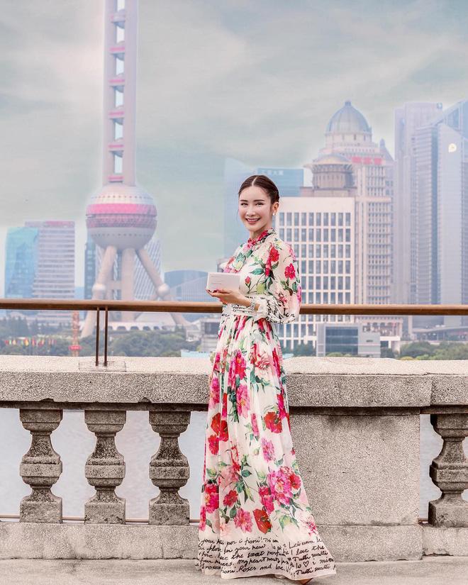 Cuộc sống nhung lụa nhất nhì châu Á của hai nàng tiếp viên hàng không bỏ bầu trời đi làm vợ đại gia - ảnh 25
