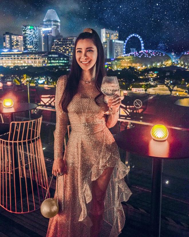 Cuộc sống nhung lụa nhất nhì châu Á của hai nàng tiếp viên hàng không bỏ bầu trời đi làm vợ đại gia - ảnh 29