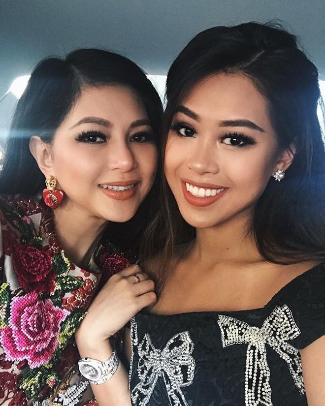 Cuộc sống nhung lụa nhất nhì châu Á của hai nàng tiếp viên hàng không bỏ bầu trời đi làm vợ đại gia - ảnh 8