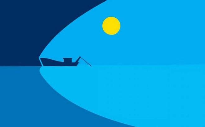 """Bạn nhìn thấy con cá hay chiếc thuyền, đáp án sẽ """"đọc vị"""" con người và cách yêu của bạn"""