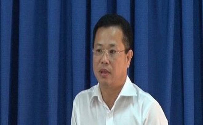 Bắt giam cựu Bí thư Thị xã Bến Cát, tỉnh Bình Dương