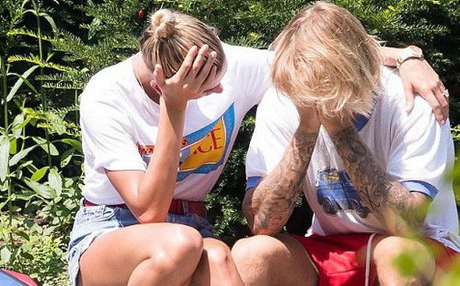 """Justin Bieber lý giải nguyên nhân đằng sau loạt ảnh """"bỗng dưng muốn khóc"""" gây xôn xao"""