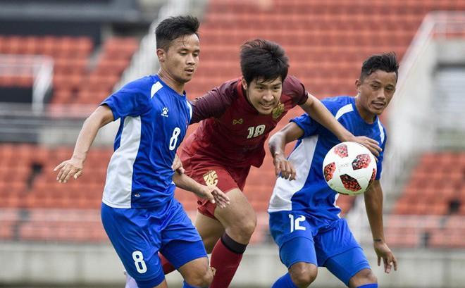 Vùi dập đối thủ của U23 Việt Nam, Thái Lan báo tin mừng cho thầy trò HLV Park Hang-seo