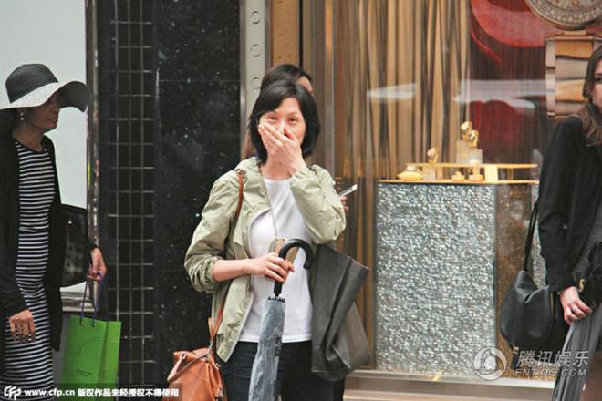 Quách Ái Minh: Hoa hậu xấu nhất Hồng Kông và cuộc hôn nhân 25 năm không con cái vẫn được chồng cưng chiều như nữ hoàng - Ảnh 13.