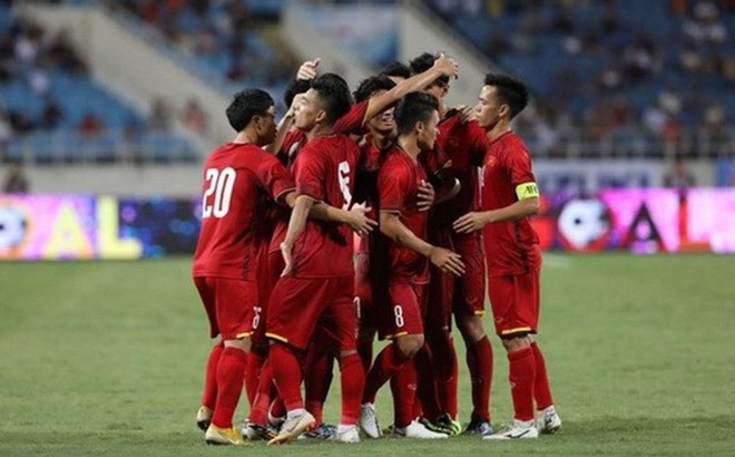 HLV Pakistan nhận định bất ngờ về Olympic Việt Nam của ông Park