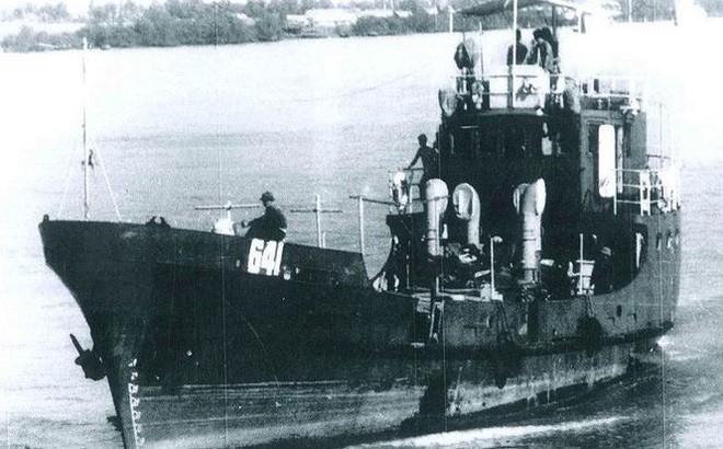 Vì sao tàu HQ-671 trở thành bảo vật quốc gia?