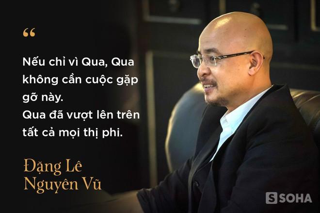 4 giờ cafe với ông Đặng Lê Nguyên Vũ: Cuộc trò chuyện đầy những bất ngờ - Ảnh 3.