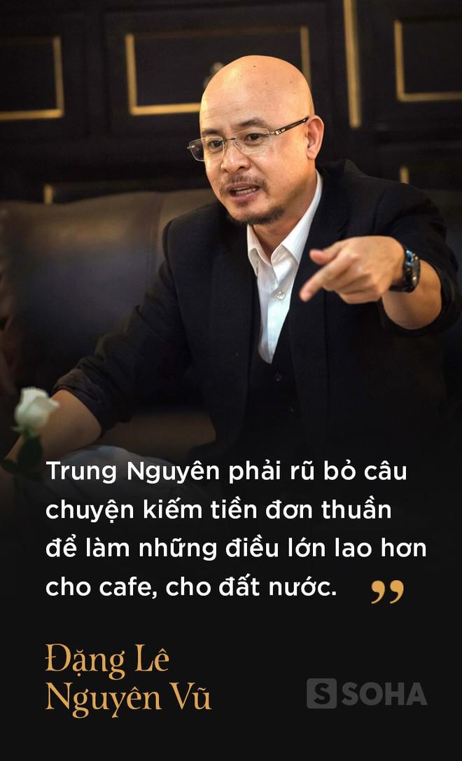 4 giờ cafe với ông Đặng Lê Nguyên Vũ: Cuộc trò chuyện đầy những bất ngờ - Ảnh 4.