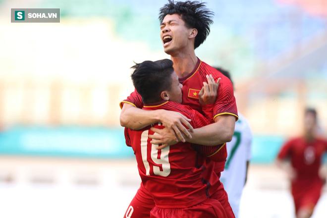 HLV Park Hang-seo vẫn không chịu ăn mừng khi U23 Việt Nam dẫn trước 2-0 - Ảnh 8.