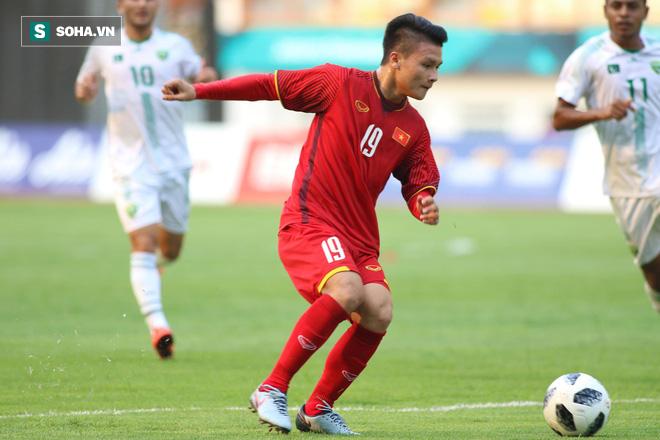 HLV Park Hang-seo vẫn không chịu ăn mừng khi U23 Việt Nam dẫn trước 2-0 - Ảnh 6.