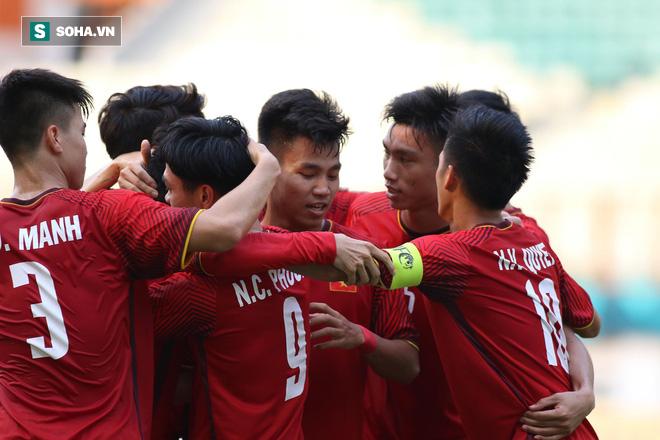 HLV Park Hang-seo vẫn không chịu ăn mừng khi U23 Việt Nam dẫn trước 2-0 - Ảnh 11.