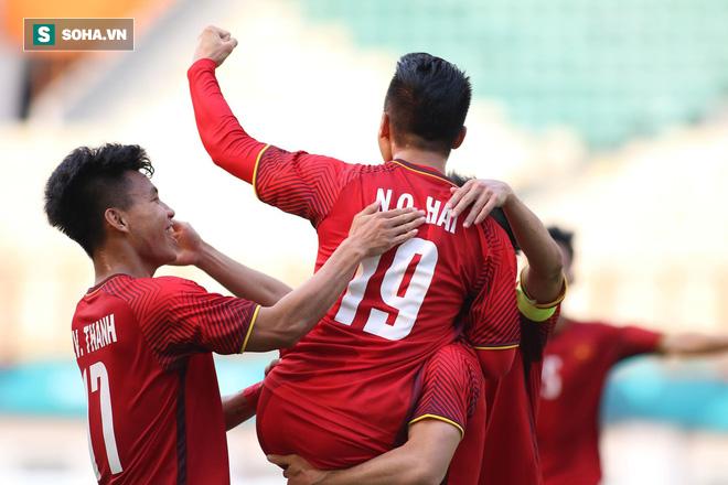 HLV Park Hang-seo vẫn không chịu ăn mừng khi U23 Việt Nam dẫn trước 2-0 - Ảnh 9.
