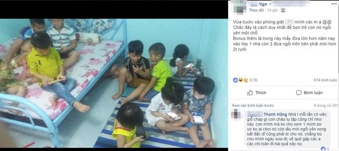 Bức ảnh 11 đứa trẻ trong căn phòng nhỏ khiến người lớn giật mình, lo âu - ảnh 1
